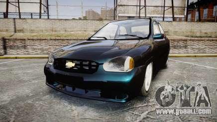Chevrolet Corsa Classic 1.4 for GTA 4