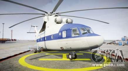 Mi-26 for GTA 4
