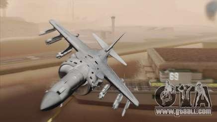 EMB AV-8 Harrier II USA NAVY for GTA San Andreas