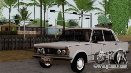 Zastava 125 Pz for GTA San Andreas