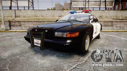 Vapid Police Cruiser MX7000 for GTA 4