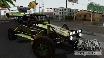 Devilbwoy Buggy for GTA San Andreas