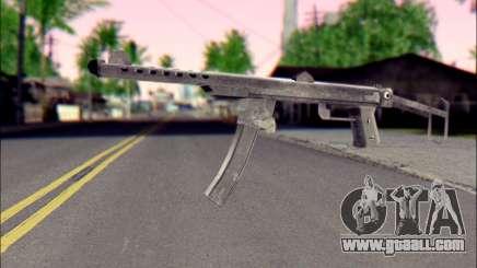Gun Sudeva for GTA San Andreas
