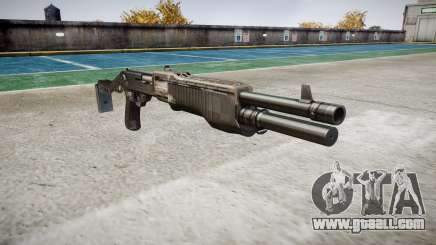 Ружьё Franchi SPAS-12 Ghosts for GTA 4