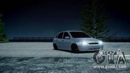 VAZ 1119 for GTA 4