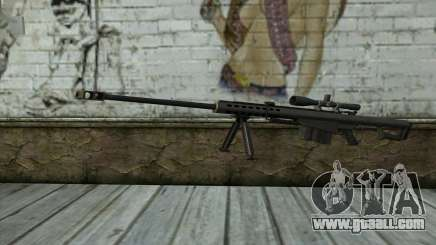 M107 for GTA San Andreas