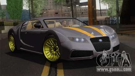 GTA 5 Adder (IVF) for GTA San Andreas