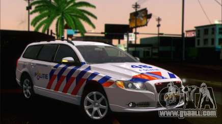 Volvo V70 LE Politie for GTA San Andreas