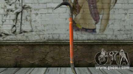 The Crowbar (DayZ Standalone) for GTA San Andreas