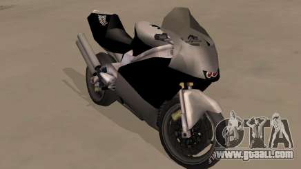 NRG-500 Winged Edition V.1 for GTA San Andreas