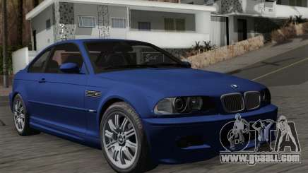 BMW E46 M3 for GTA San Andreas