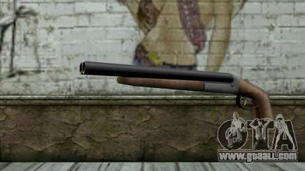 Sawn Off Shotgun from Beta Version for GTA San Andreas