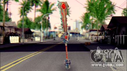 Меч (World Of Warcraft) v2 for GTA San Andreas