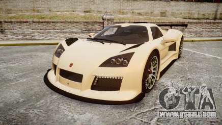Gumpert Apollo S 2011 for GTA 4