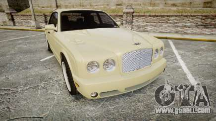 Bentley Arnage T 2005 Rims1 Black for GTA 4