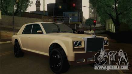 Enus Super Diamond for GTA San Andreas