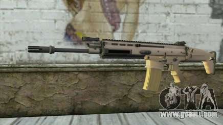 MK 16 SCAR for GTA San Andreas
