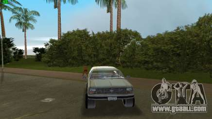 Ford Bronco 1985 for GTA Vice City