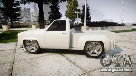Vapid Bobcat Badass for GTA 4 left view