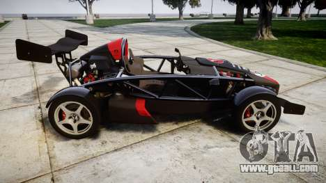 Ariel Atom V8 2010 [RIV] v1.1 VFF Telefonica for GTA 4 left view