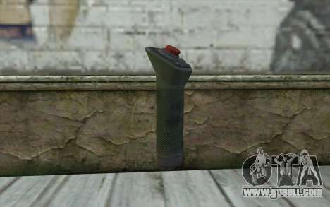 New Detonator (Sniper Warrior-Ghost) for GTA San Andreas