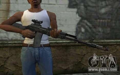 Glock-17 Silenced for GTA San Andreas third screenshot