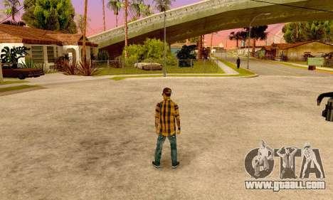 Los Santos Vagos for GTA San Andreas forth screenshot