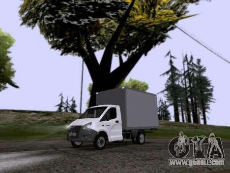 Gazelle Next for GTA San Andreas