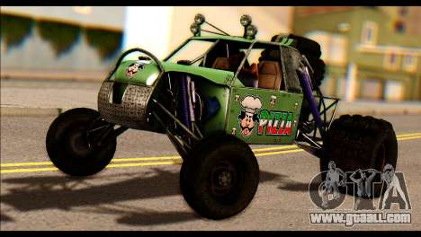 Buggy Fireball from Fireburst PJ for GTA San Andreas