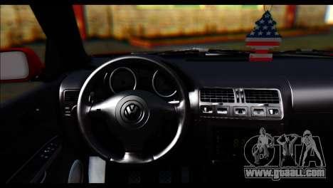 Volkswagen BorAir for GTA San Andreas right view