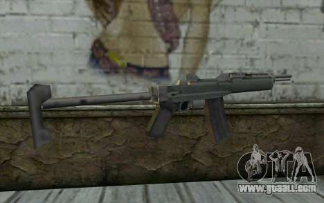 Gun from GTA Vice City for GTA San Andreas second screenshot