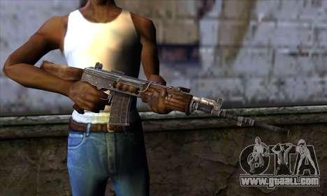 IOFB INSAS from Sniper Ghost Warrior 2 for GTA San Andreas third screenshot