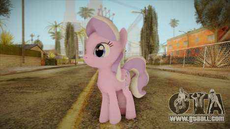 Diamond Tiara from My Little Pony for GTA San Andreas