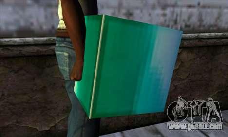Block (Minecraft) v10 for GTA San Andreas third screenshot