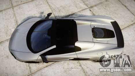 McLaren 650S Spider 2014 [EPM] v2.0 for GTA 4 right view