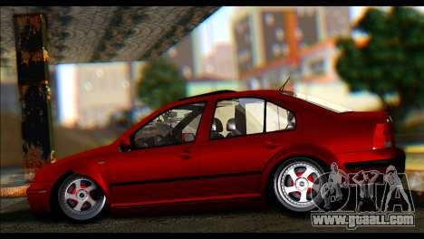 Volkswagen BorAir for GTA San Andreas left view