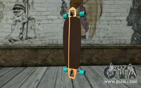 Longboard for GTA San Andreas