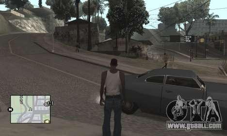 Colormod by Tego Calderon for GTA San Andreas forth screenshot