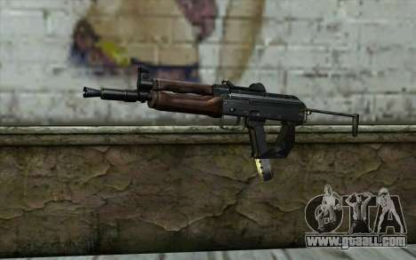 Gun Cheetah for GTA San Andreas