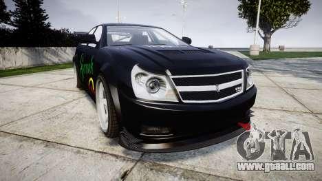 Albany Presidente Racer [retexture] Sprunk for GTA 4
