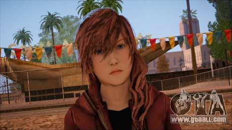 Modern Woman Skin 10 v2 for GTA San Andreas third screenshot