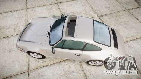 Porsche 911 (964) Coupe for GTA 4 right view