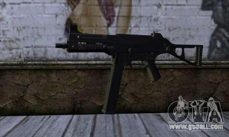 UMP45 v2 for GTA San Andreas