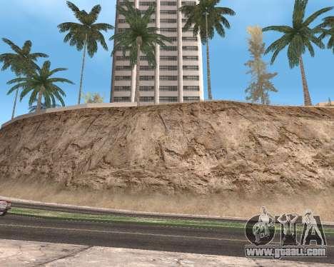 Texture Los Santos from GTA 5 for GTA San Andreas ninth screenshot