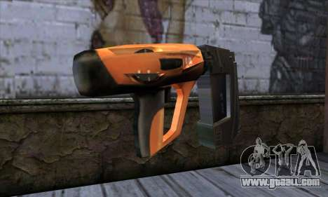 Nailgun from Manhunt for GTA San Andreas second screenshot