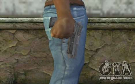 P226 from COD: Ghosts for GTA San Andreas third screenshot