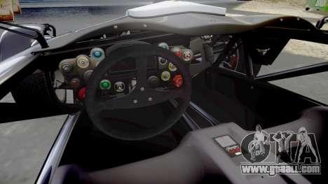 Ariel Atom V8 2010 [RIV] v1.1 Truran Air for GTA 4 inner view