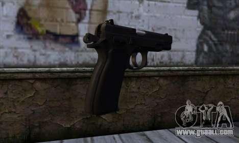 CZ75 v2 for GTA San Andreas second screenshot