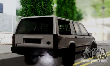 Volvo 940 for GTA San Andreas left view