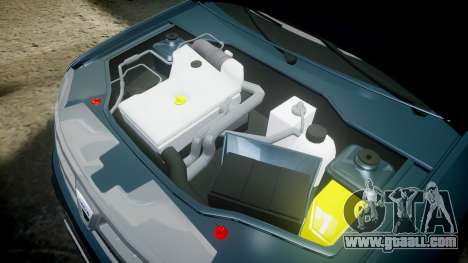 Dacia Duster 2013 for GTA 4 inner view